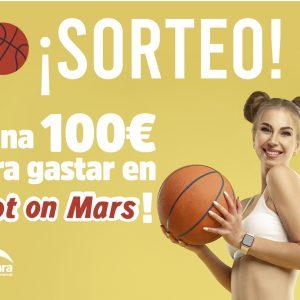 Sorteo FOOT ON MARS